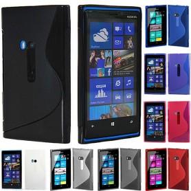 S Line silikonetui til Nokia Lumia 920