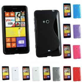 S Line silikonetui til Nokia 625