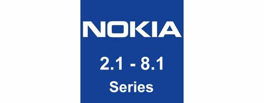 Kjøp mobilt skall og deksel til Nokia 2.x-serien