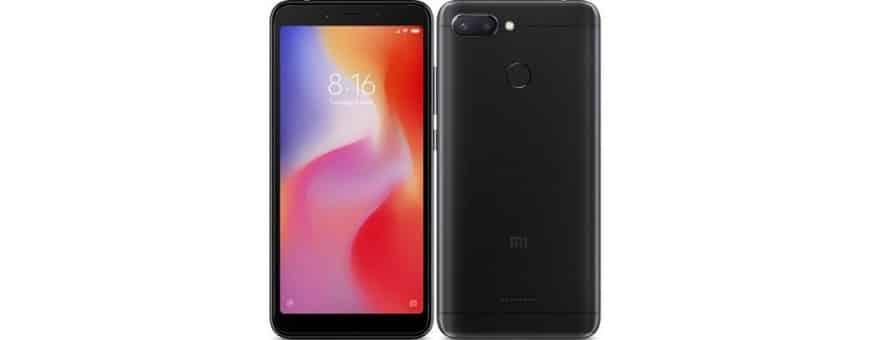 Kjøp mobilt skall og deksel til Xiaomi Redmi 6A - CaseOnline.se