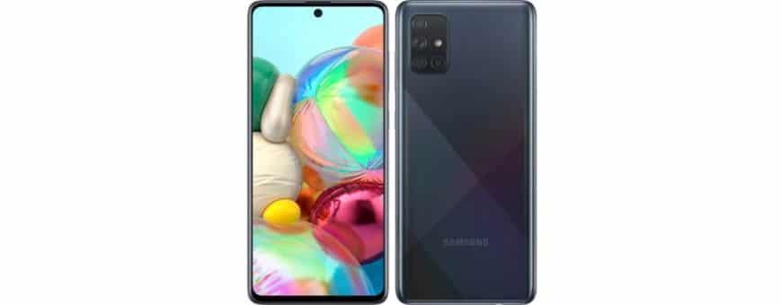 Kjøp mobil skall og beskytter til Samsung Galaxy A71   CaseOnline.se