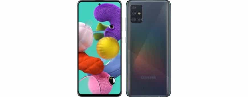 Kjøp mobilt skall og deksel til Samsung Galaxy A51 | CaseOnline.se