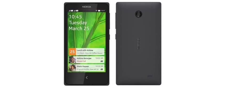 Billige mobiltilbehør til Nokia X CaseOnline.se