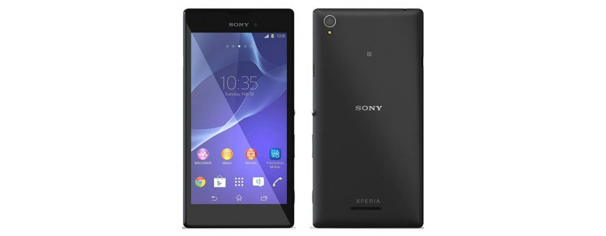Kjøp billig mobiltilbehør til Sony Xperia T3 CaseOnline.se
