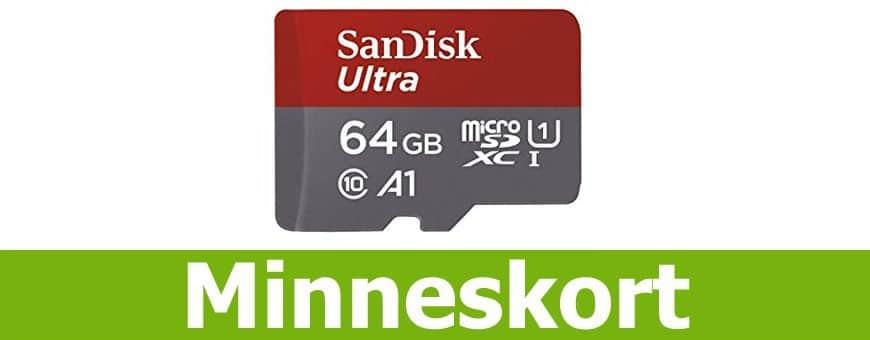 Kjøp billige minnekort USB Micro SD på CaseOnline.se