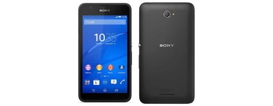 Kjøp Sony Xperia E4 mobiltilbehør - CaseOnline.se
