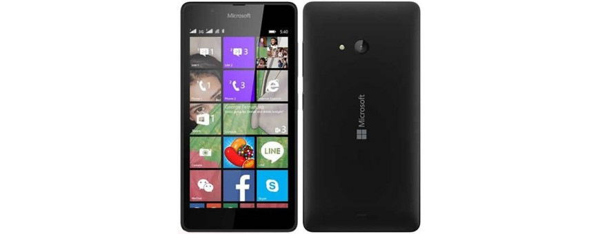 Kjøp mobiltilbehør til Microsoft Lumia 540 - CaseOnline.se