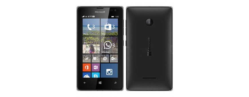 Kjøp mobiltilbehør til Microsoft Lumia 532 på CaseOnline.se
