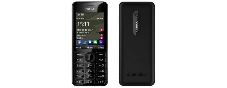 Kjøp mobiltilbehør til Nokia 206 på CaseOnline