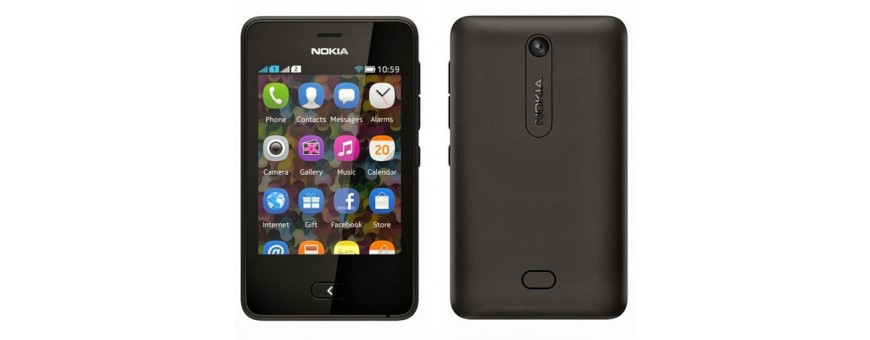 Kjøp mobiltilbehør til Nokia Asha 502 hos CaseOnline