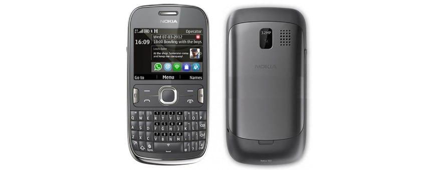 Kjøp mobiltilbehør til Nokia Asha 302 på CaseOnline.se