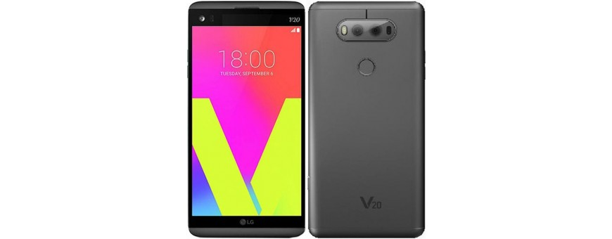 Kjøp mobiltilbehør og deksler til LG V20 på CaseOnline.se