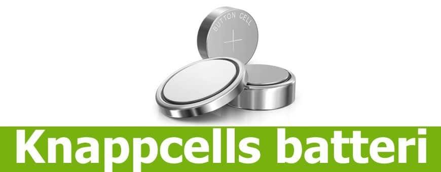 Kjøp knappecellebatterier hos CaseOnline.se vi har de fleste modeller