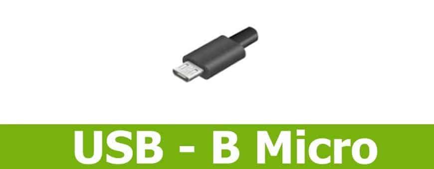 Kjøp USB B Mikroadaptere og kabler på CaseOnline.se