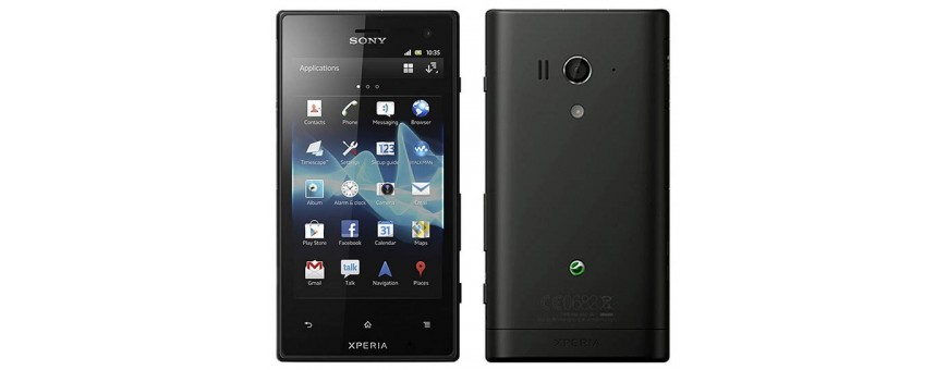 Kjøp mobiltilbehør til Sony Xperia Acro S CaseOnline.se