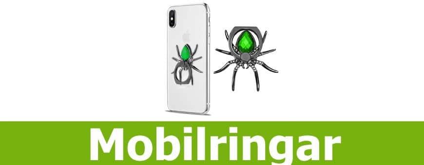 Kjøp mobilholder, mobilring, selfie for alle mobiltelefoner CaseOnline