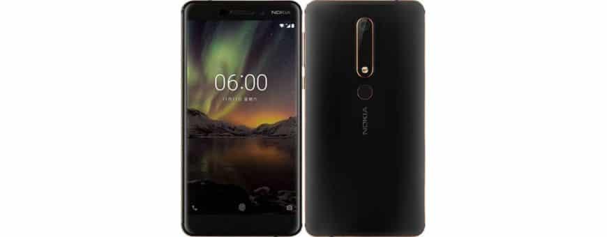 Kjøp billig mobiltilbehør til Nokia 6 2018 på CaseOnline.se