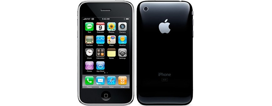 Kjøp billig mobiltilbehør til Apple iPhone 3g på CaseOnline.se