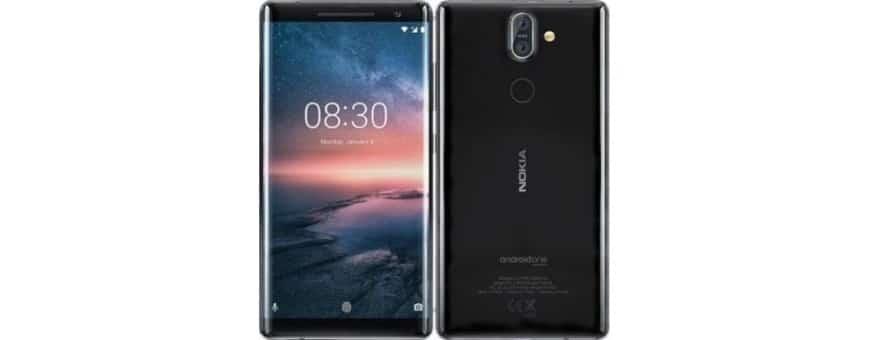 Kjøp mobiltilbehør og deksler til Nokia 8 Sirocco - på CaseOnline.se