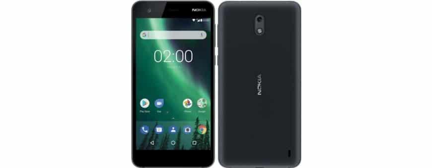 Kjøp mobildeksel og beskyttelse til Nokia 2 på CaseOnline.se
