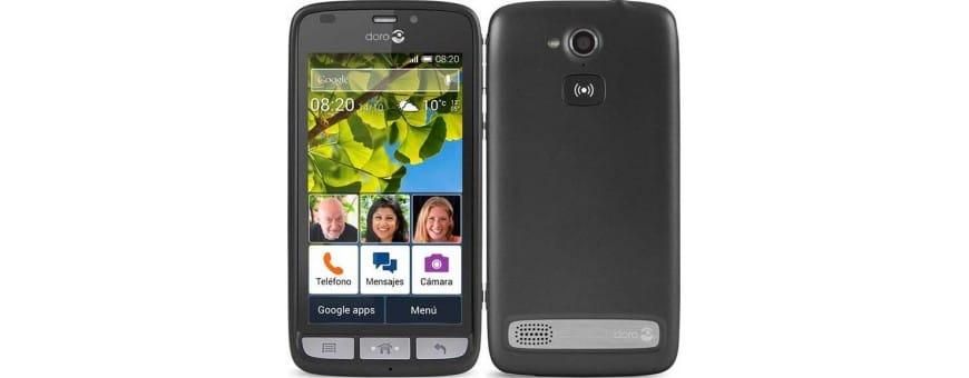 Kjøp mobilt skall og tilbehør til Doro Liberto 820 på CaseOline.se