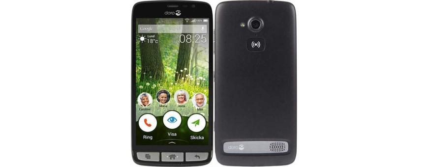 Kjøp mobilt skall og tilbehør til Doro Liberto 825 på CaseOline.se