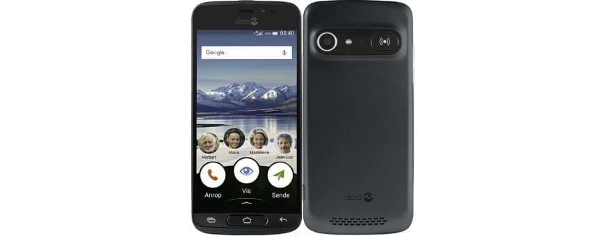 Kjøp mobilt skall og tilbehør til Doro Liberto 8040 på CaseOline.se