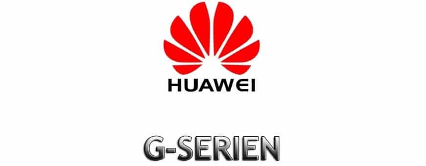 Kjøp billig mobiltilbehør til Huawei G-Series på CaseOnline.se