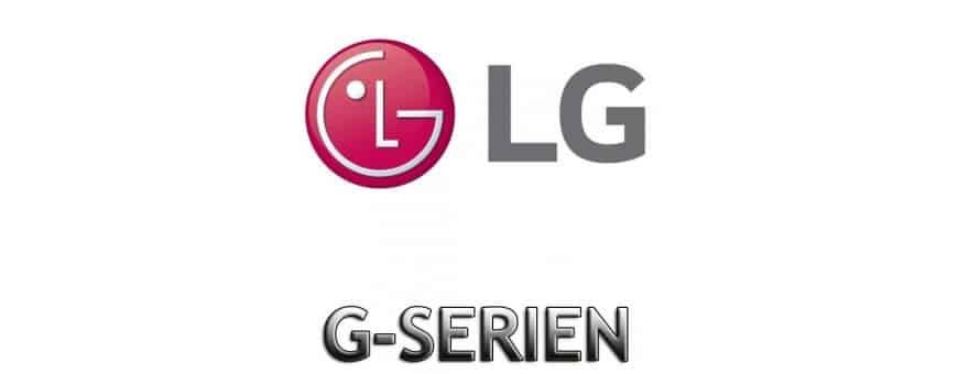 Kjøp billig mobiltilbehør til LG G-serien på CaseOnline.se