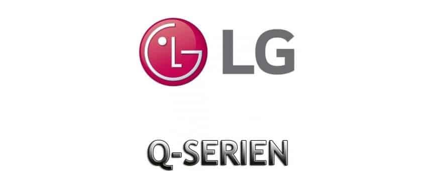 Kjøp billig mobiltilbehør til LG Q-serien på CaseOnline.se