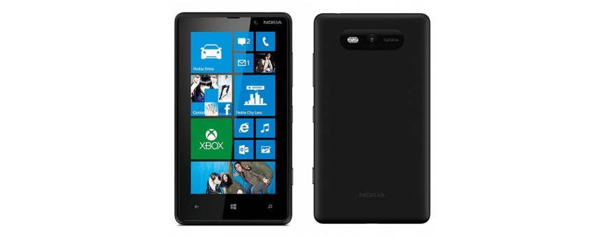 Kjøp mobiltilbehør Nokia Lumia 820 CaseOnline.se