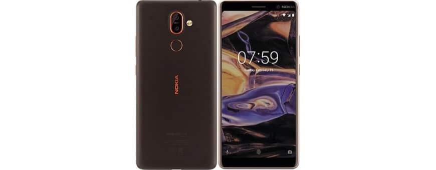Kjøp mobildeksel og mobildeksel til Nokia 7 Plus på CaseOnline.se