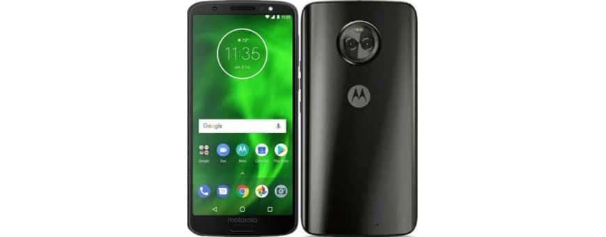 Kjøp mobilt skall og tilbehør til Motorola Moto G6 Plus - CaseOnline.se