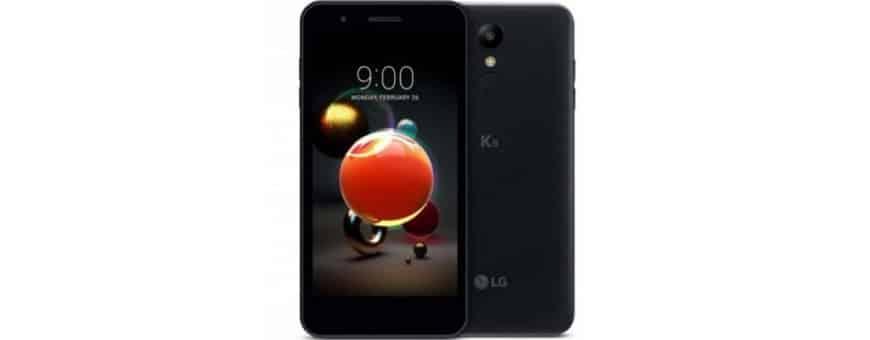 Kjøp mobilt skall og deksel til LG K9 2018 på CaseOnline.se