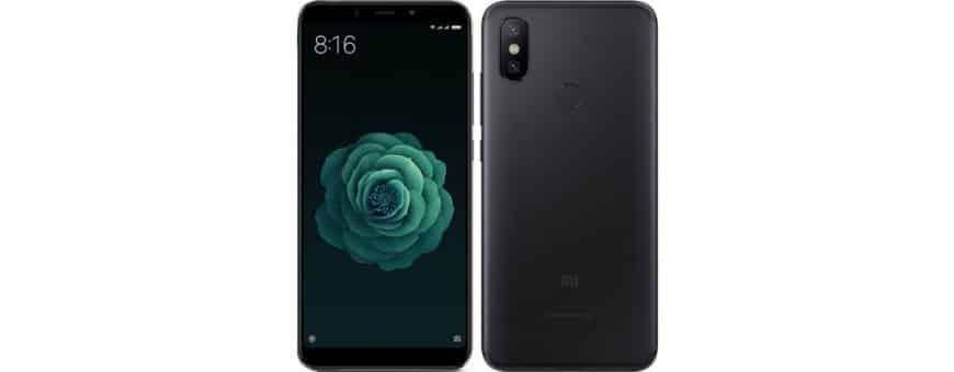 Kjøp mobilt skall og mobilveske til Xiaomi Mi A2 på CaseOnline.se