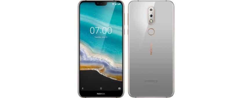 Billig mobiltilbehør til Nokia 7.1 2018 på CaseOnline.se