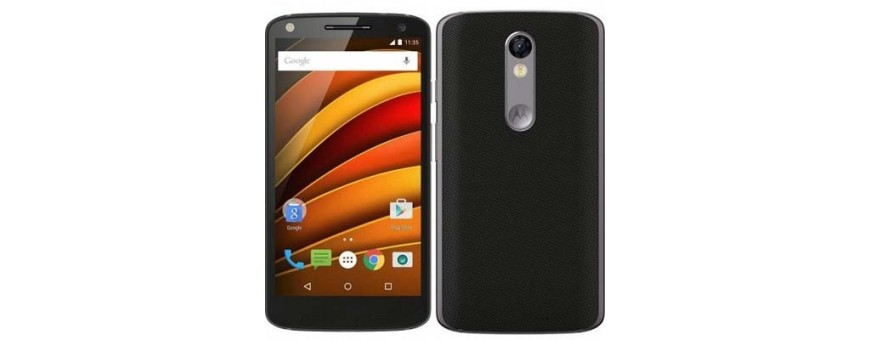 Kjøp mobilt skall til Motorola Moto X Force på CaseOnline.se