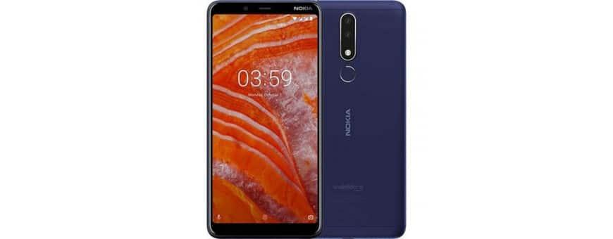 Kjøp mobilskall og tilbehør til Nokia 3.1 Plus på CaseOnline.se