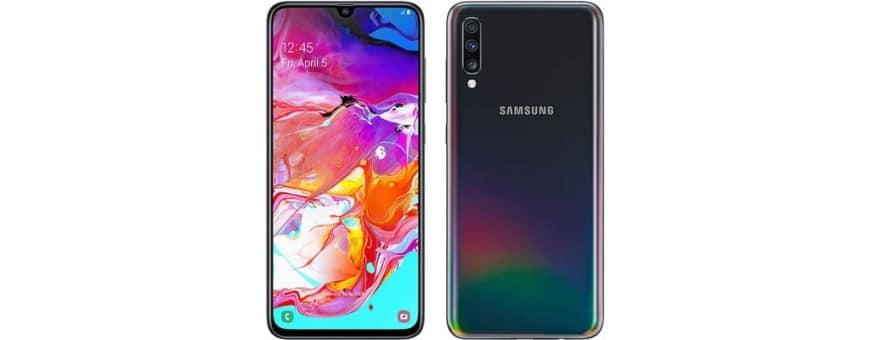 Kjøp mobilt skall og mobil deksel til Samsung Galaxy A70 på CaseOnline.se